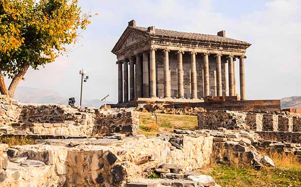 The Temple of Garni