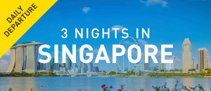 Three nights in Singapore