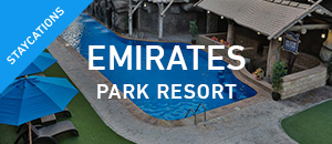 Emirates Park Resort - Abu Dh...