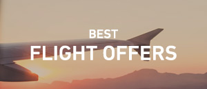 Best flight offers discounts
