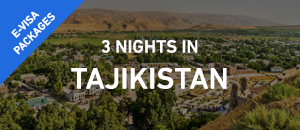 3 nights in Tajikistan - E-Vi...