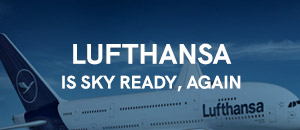 Lufthansa flights to Frankfurt, Germany