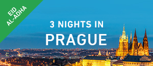 3 nights in Prague