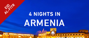 4 nights in Armenia