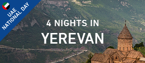 4 nights in Yerevan