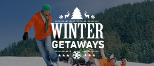 Winter getaways - Holiday packages