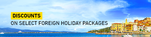 Discounts on Holidays - Family Bundle offers
