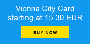 Buy your Vienna City Card online
