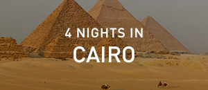 Four nights in Cairo
