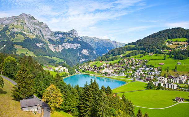 Engelberg City Switzerland - Musafir UAE