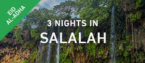 3 nights in Salalah