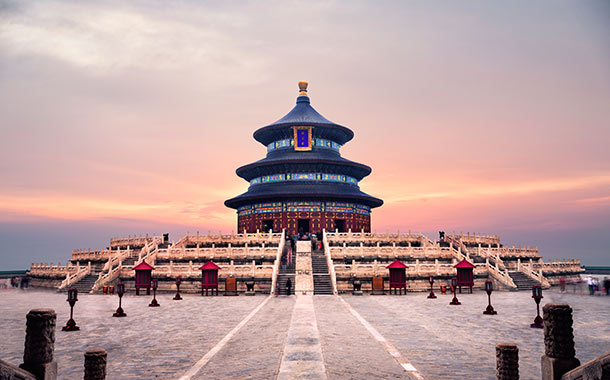 Temple-Of-Heaven,-Beijing,-China